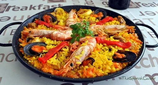 Valencia Spain Food Recipes