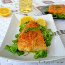 Crispy batter for fish recipes