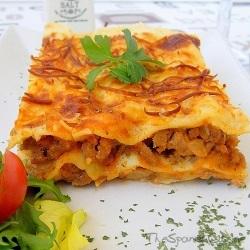 salsa bechamel lasana