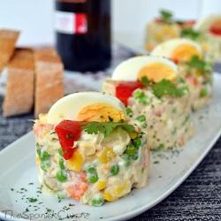 Spanish potato salad recipes