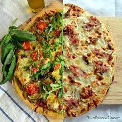 Masa Pizza estilo Telepizza