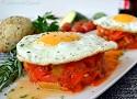 Receta de pisto manchego con huevo, un plato casero de receta fácil