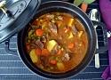 Receta de estofado de ternera casero o ragout de ternera, un plato muy fácil de cocinar