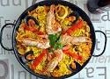 Spanish paella recipe. The authentic paella recipe, the world famous Tapas dish