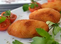 Spanish chicken croquettes