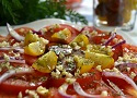Tomato salad from Spain! A delicious and easy summer recipe!